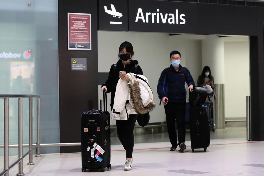 回國過年遭遇肺炎 華人親述65小時返澳經歷