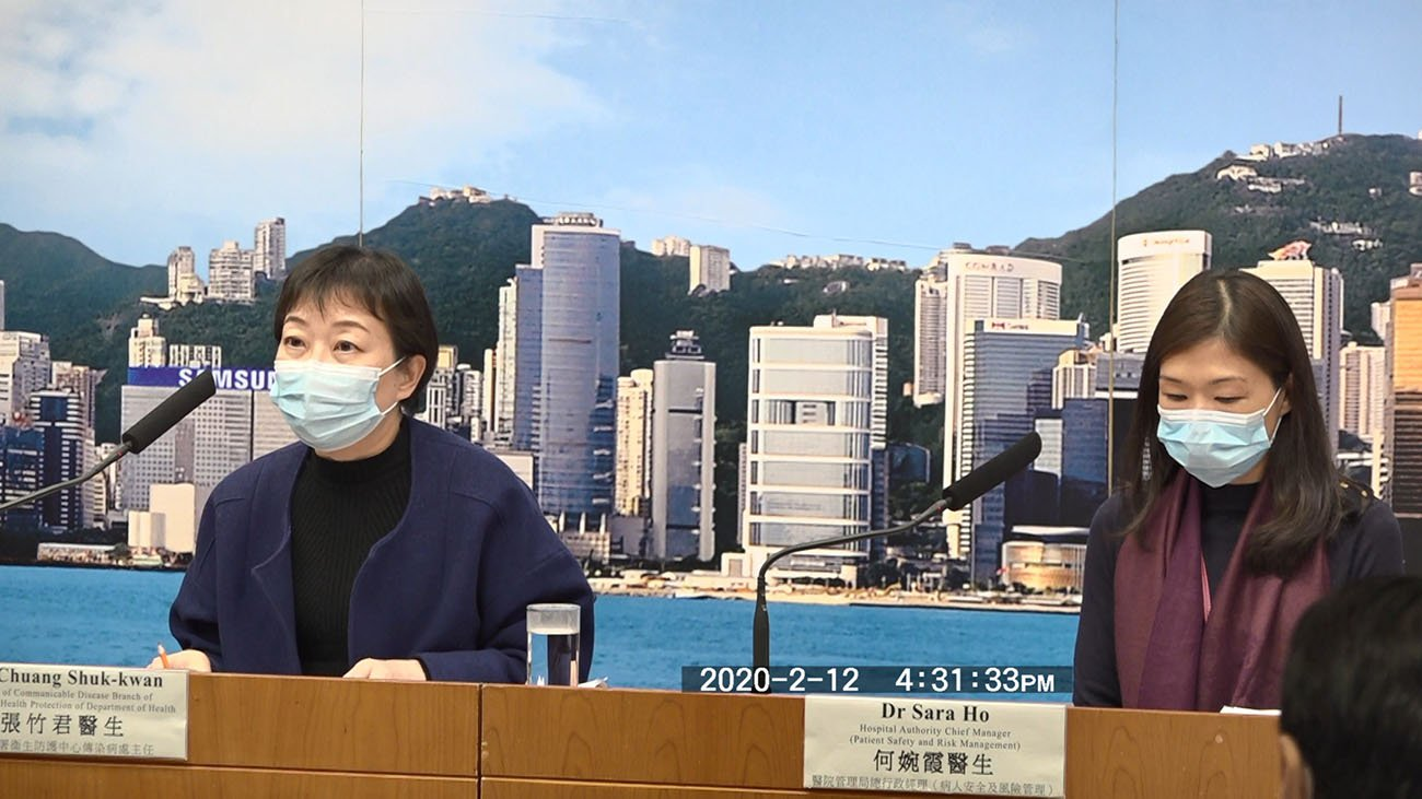 政府昨日公佈再新增一宗武漢肺炎確診個案,累計50宗,有一名患者已經康復出院。(郭威利/大紀元)