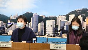 十名在湖北港人染武漢肺炎