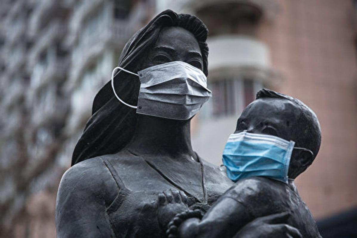 世界衛生組織近日表示,武漢肺炎疫情對全球構成嚴重威脅。(Stringer/Getty Images)