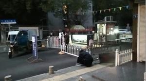 武漢全市封閉管理 局部斷網
