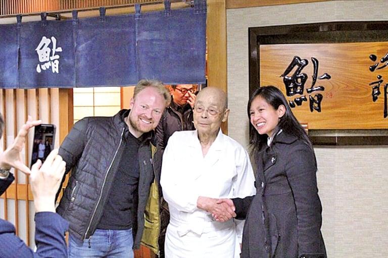 東京米芝蓮名店 預約幸福的滋味