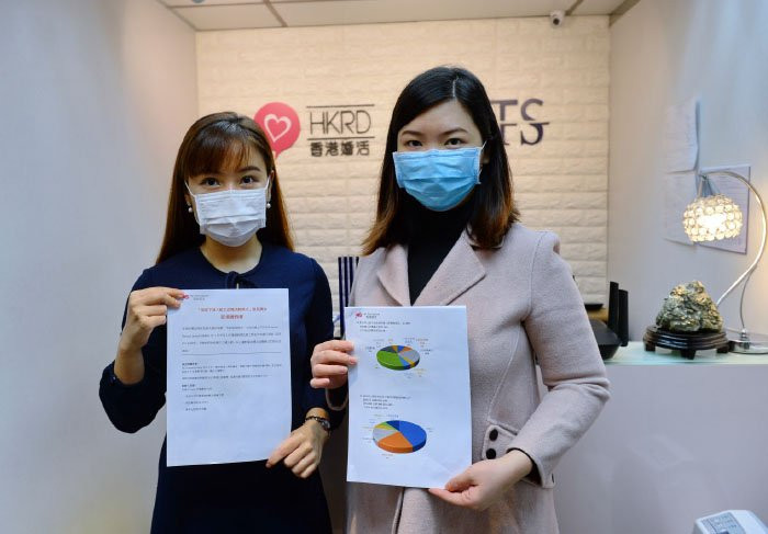 一項調查發現,受武漢肺炎疫情影響,三成受訪者最想收到的情人節禮物是口罩及酒精搓手液。(宋碧龍/大紀元)