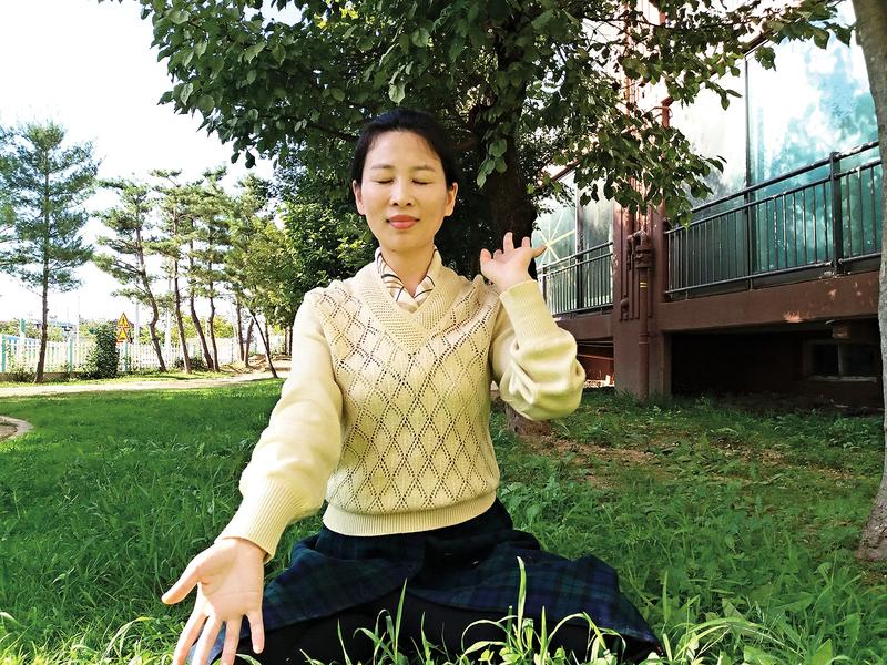中國姑娘閃婚嫁到韓國後