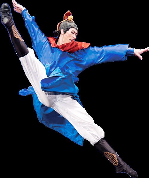 中國舞刻畫人物魅力無限