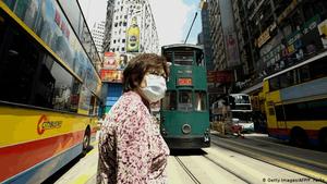 香港肺炎疫情越來越嚴峻  經濟萎縮情況進一步加劇