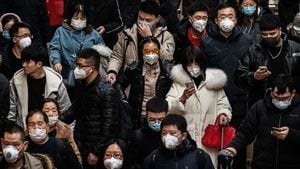WHO警告:世界40億人口恐感染新冠病毒