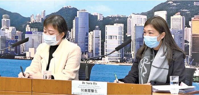 政府昨日公佈,本港新增一宗新型冠狀病毒(武漢肺炎)確診個案,累計57宗,及有第2名患者康復出院。(郭威利/大紀元)