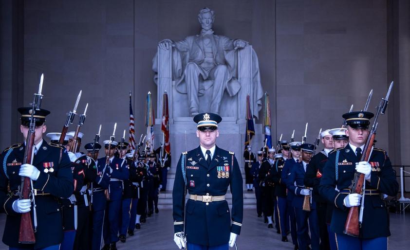 美國作戰部隊接行政令 啟動全球防疫計劃