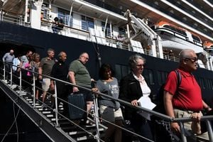驚!威士特丹號爆中共肺炎 上千乘客四散3大州難追蹤