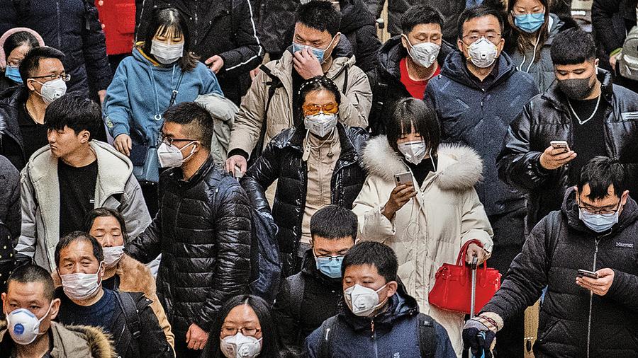 美國學者指出 武肺病毒人造且來自實驗室