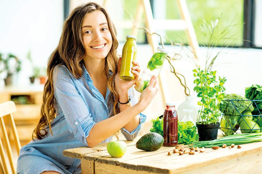 放下手中含糖飲料 營養師傳授健康又營養的綠拿鐵