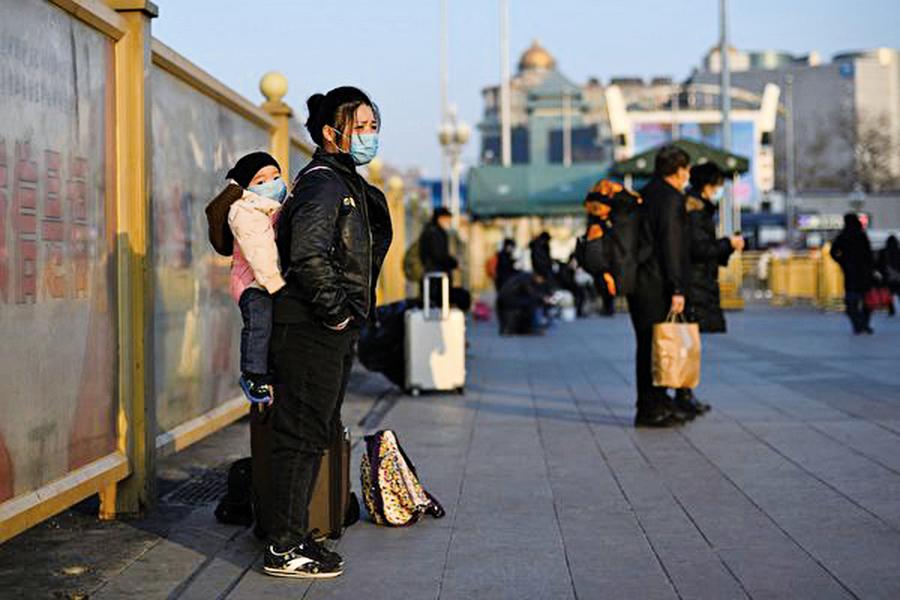 【一線採訪】生死劫:武漢一家6口4代染病