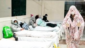 湖北患者打洞逃出醫院 官媒緊急「闢謠」