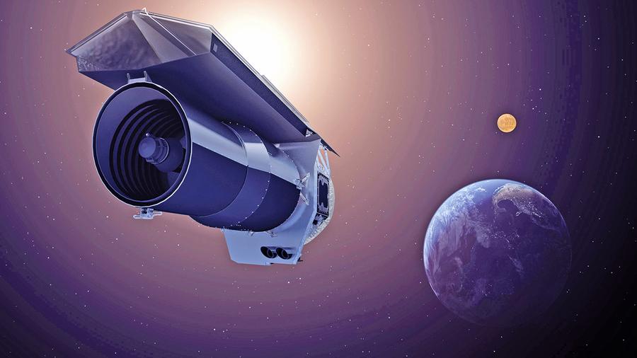 史匹哲太空望遠鏡正式退役