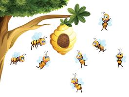 連蜜蜂都需要媽媽(下)
