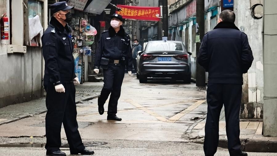 中共病毒以外又一病毒擴散 中國一片恐慌