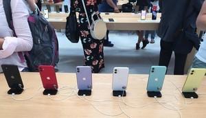 中共病毒打擊蘋果手機生產 富士康無法全面復工