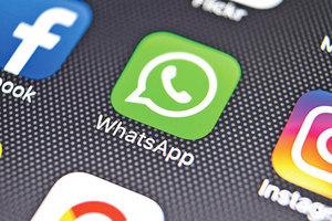 WhatsApp用戶達20億 2年增加5億