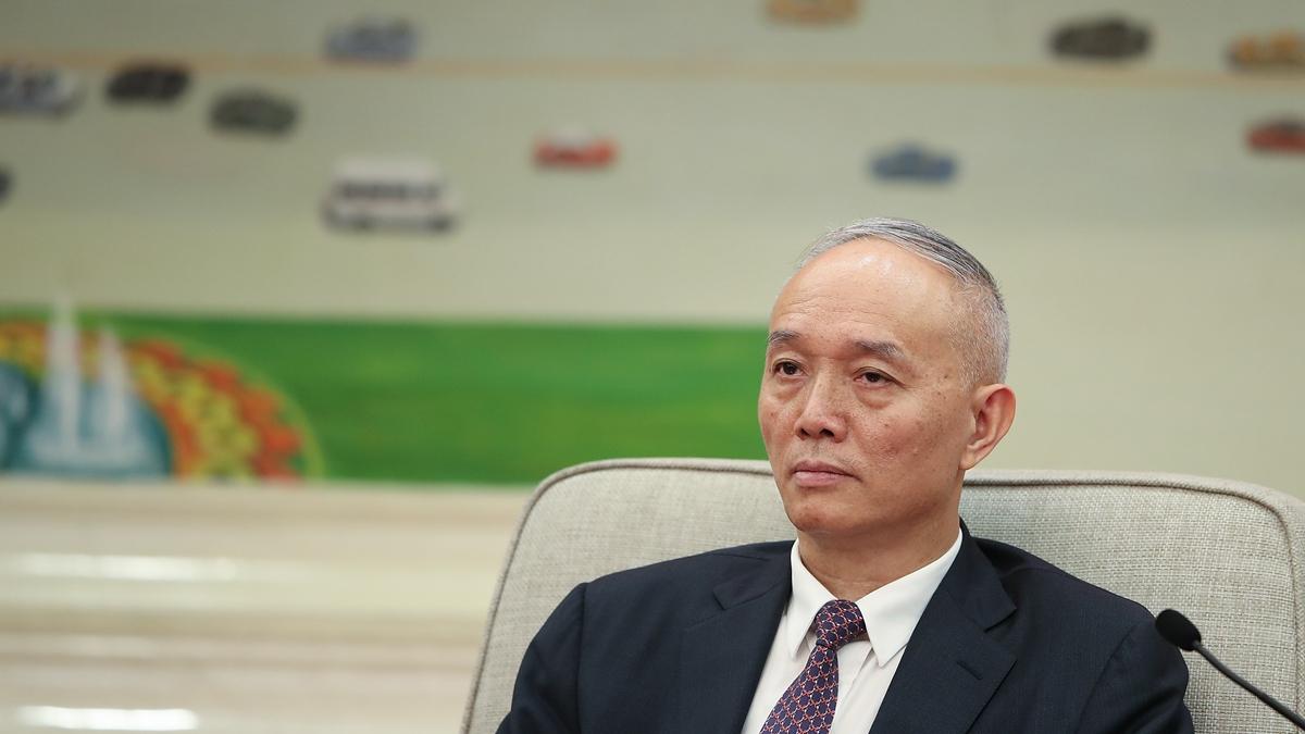 發北京市委書記蔡奇震怒,命令所有外地回京人員必須隔離14天。示意圖( Lintao Zhang/Getty Images)