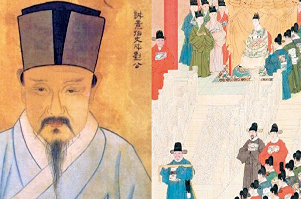 明初軍事家劉伯溫從出生就很傳奇(Wikipedia/大紀元合成)