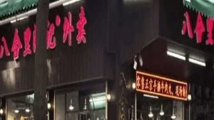 北京餐廳老闆娘:只有12%餐廳營業