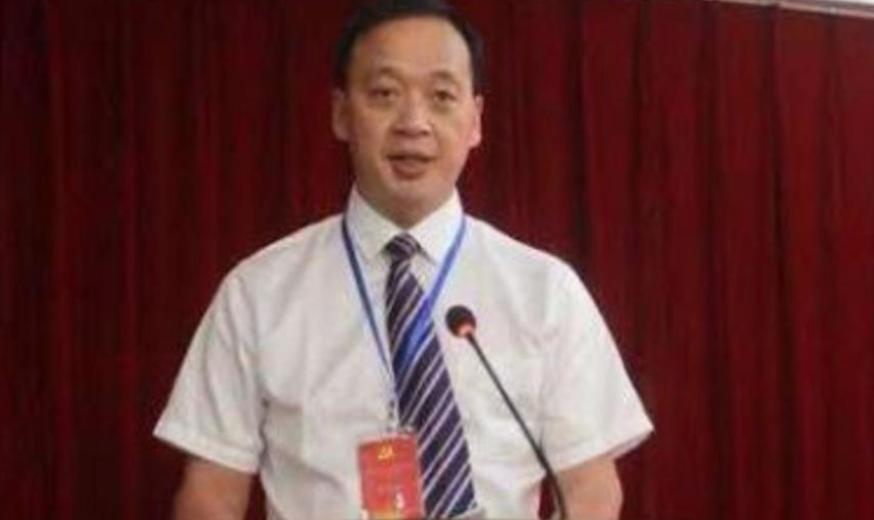 武昌醫院院長劉智明。(網絡圖片)