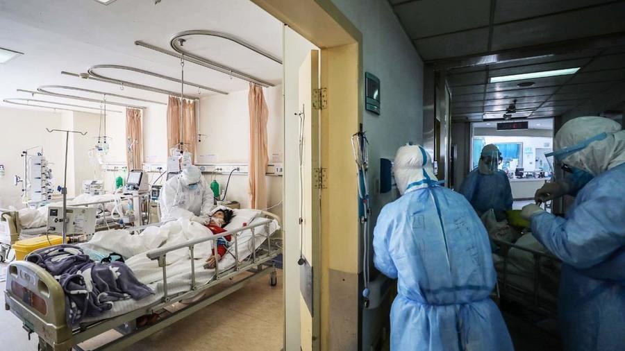 黨媒:武漢重症死亡率超高 拐點遙遙無期