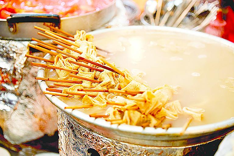 特選 南韓冬季街頭小吃與美食
