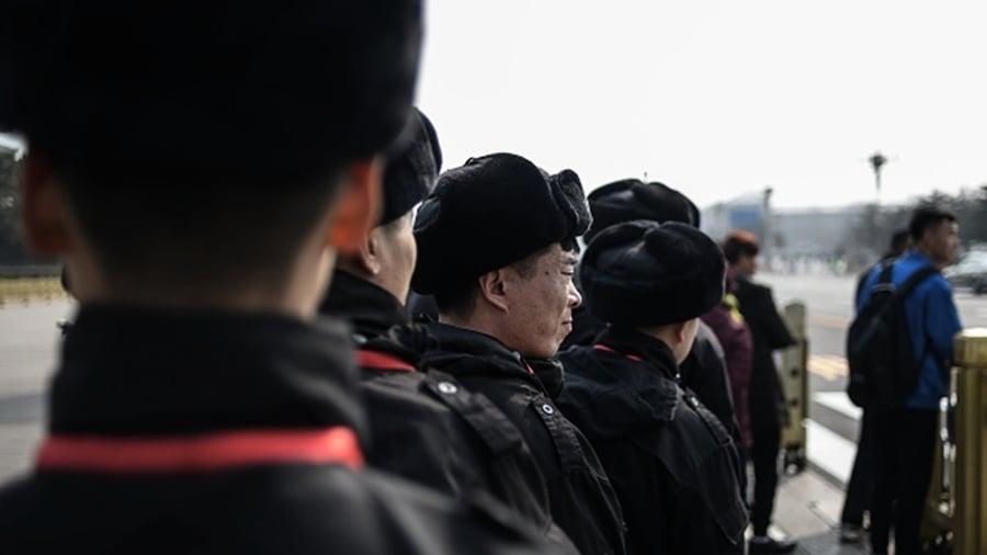 湖北公安千人染疫 軍警監獄全淪陷