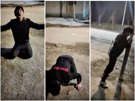 新疆疫情管制被聚焦 網傳影片「快餓死了」