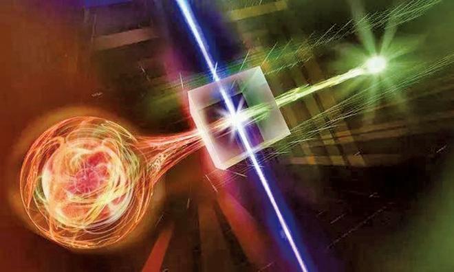 科學家首次成功實現50公里遠量子糾纏