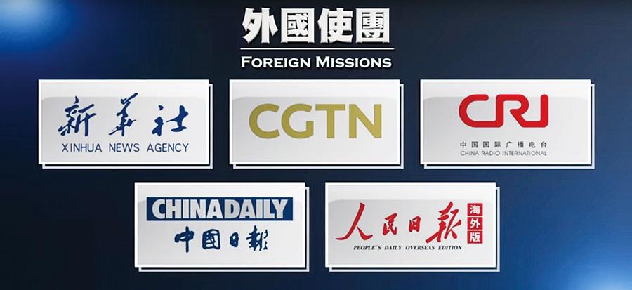 新唐人【熱點互動】黨媒成外國使團 特殊任務難履行 (二)