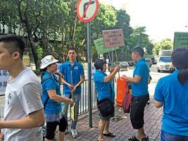 新唐人譴責梁振英 滋擾舞蹈大賽場館