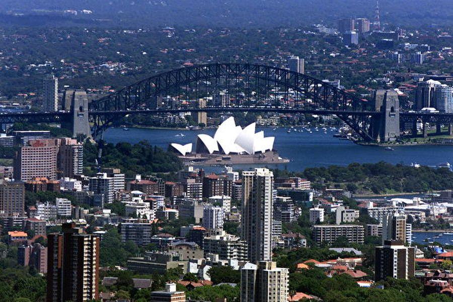 澳洲情報官員稱,澳洲面臨前所未有的間諜威脅。(TORSTEN BLACKWOOD/AFP/Getty Images)