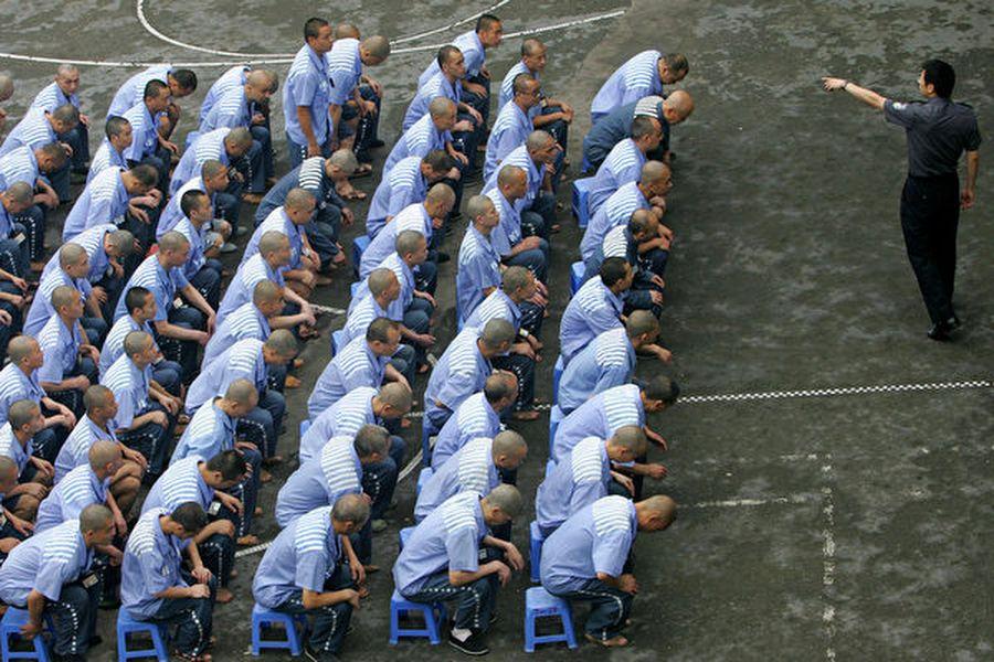 大陸監獄疫情大爆發,官方稱,逾500人確診。但分析指,這只是冰山一角。圖為示意圖。(Getty Images)