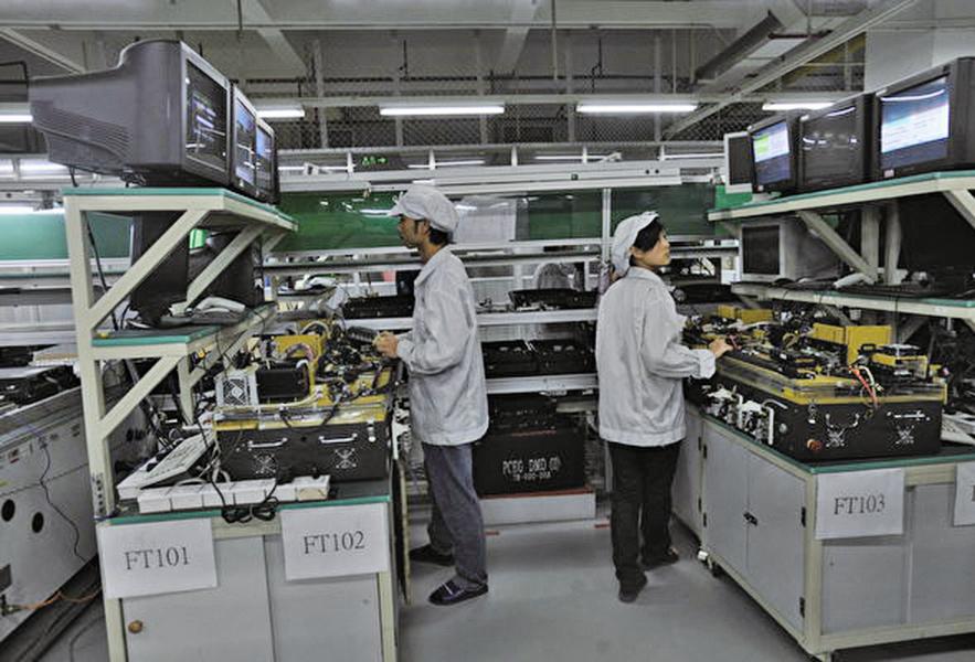 陸中小企業 目前開工率不足30%