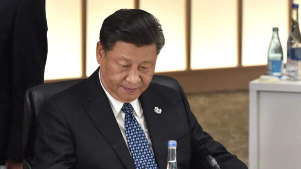 中國國家主席習近平。(Kazuhiro NOGI – Pool/Getty Images)