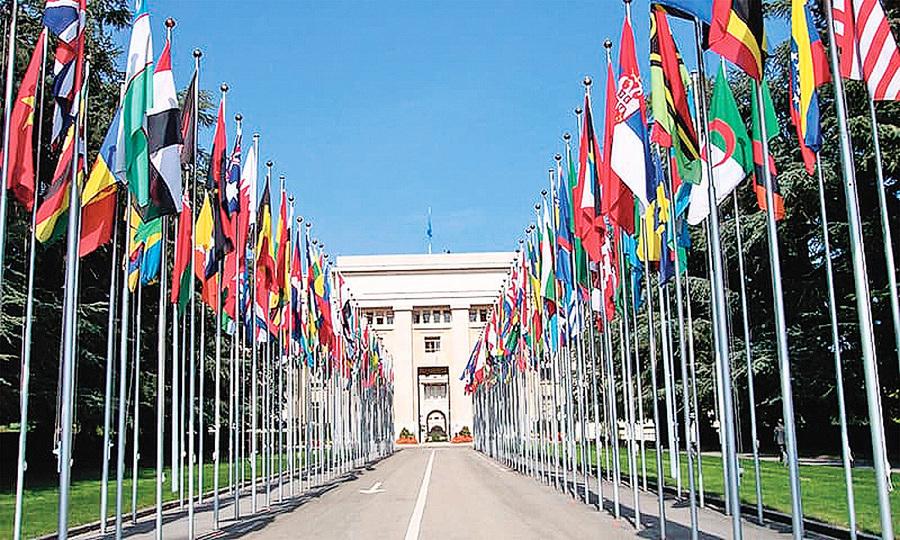 白宮顧問呼籲各國關注中共操控聯合國野心