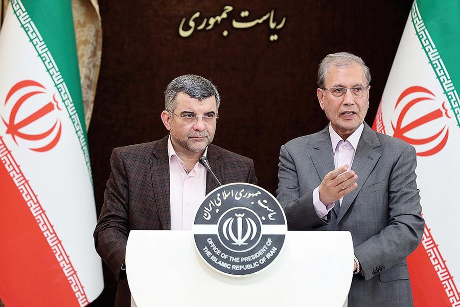否認疫情嚴重性 伊朗衛生部副部長染疫
