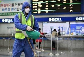 韓防疫官員家中猝死 死因待調查