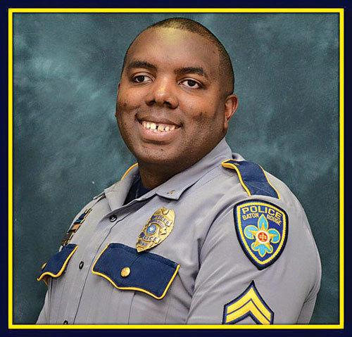 路州被槍殺黑人警員 生前感嘆身心俱疲
