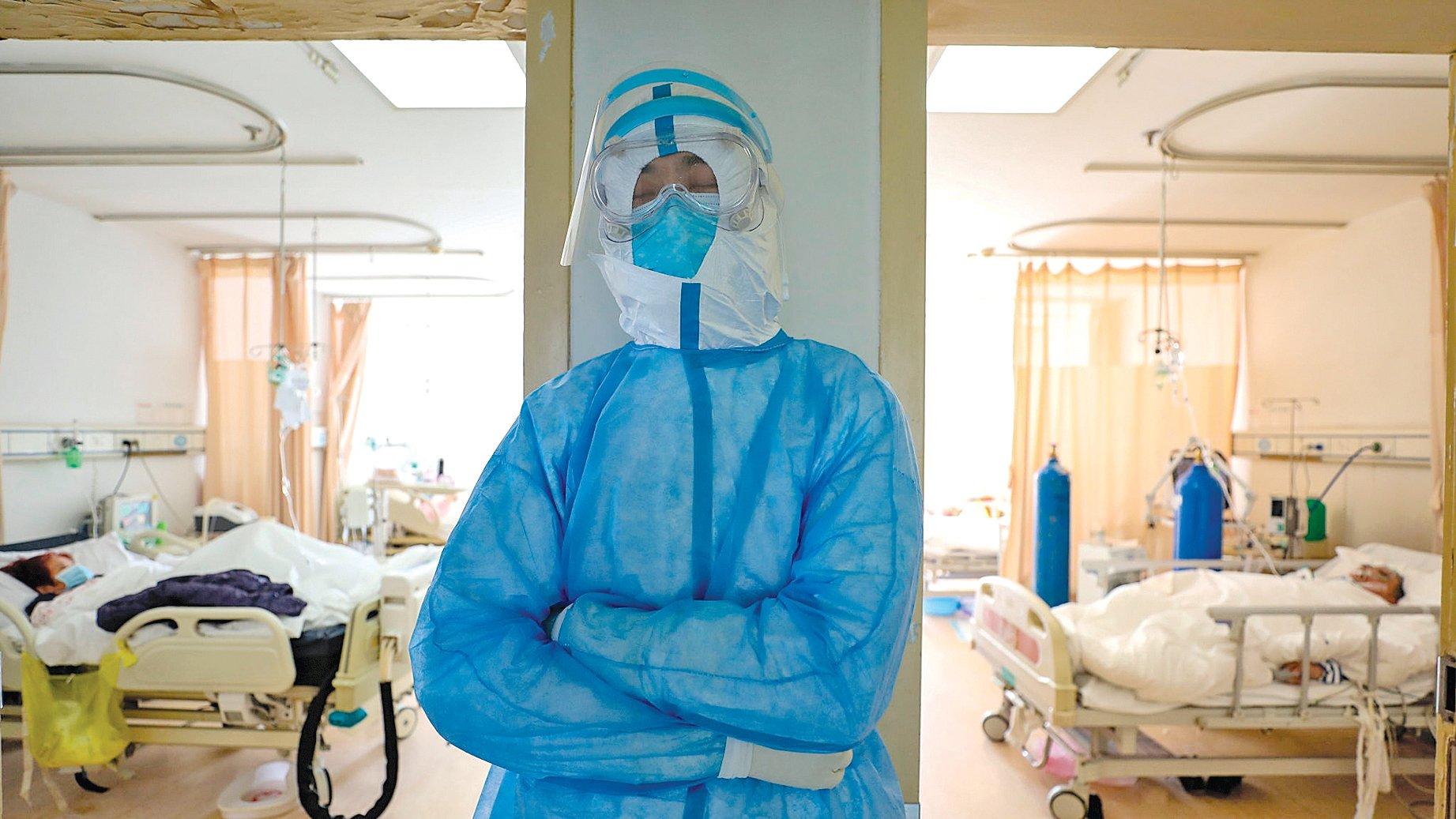 新型冠狀病毒肆虐中國,令越來越多的準媽媽們感到擔憂。(AFP)