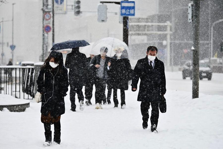 日防疫物資現亂象 最嚴重疫區為北海道