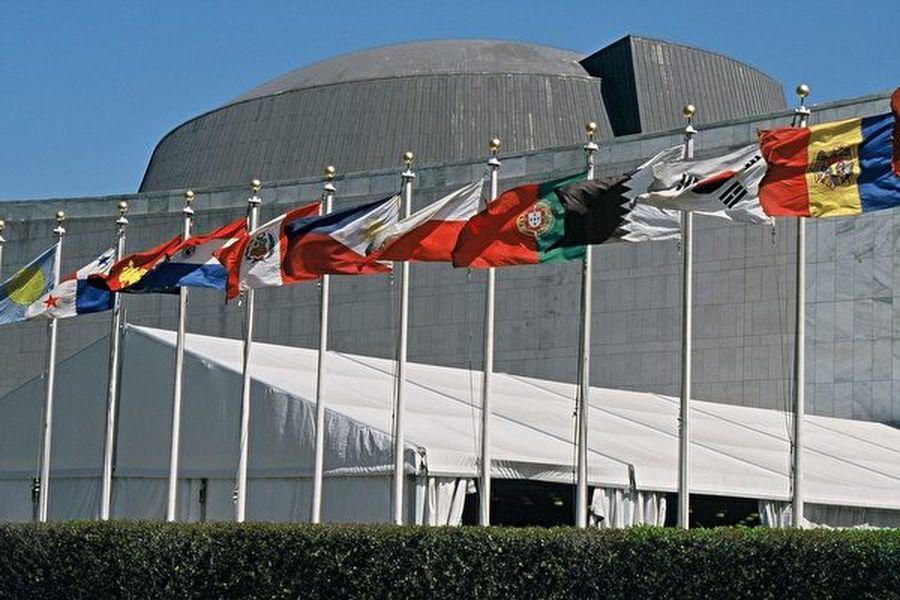 2019年09月23日,在全球領導人聚焦聯合國之際,美國兩名國會參議員提出一項法案,要求情報機構調查中共在聯合國及其它國家組織的活動。(Aotearoa/Wikimedia commons)