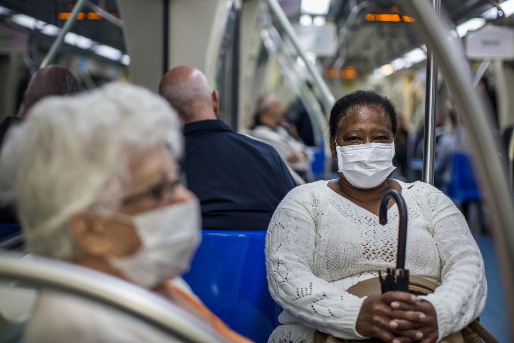 世界衛生組織秘書長譚德塞27日公佈,中共肺炎有可能演變成全球大流行,若有國家認為不會受到襲擊,將是致命的錯誤。(Victor Moriyama/Getty Images)