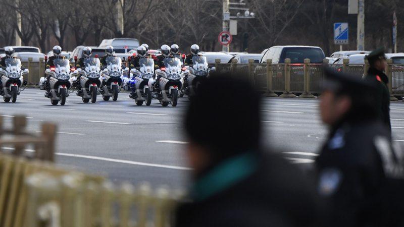 網民抨擊,疫情下中共風聲鶴唳,封口勝於防疫,網絡大屠殺開始了。示意圖(Getty Images)