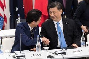 蒙古總統訪華返國被隔離 習訪日可能延遲