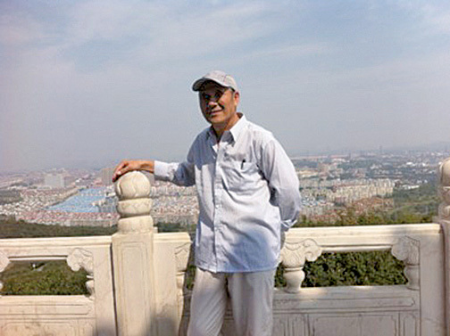 法輪功學員在遼陽看守所遭非法關押于永滿離奇死亡