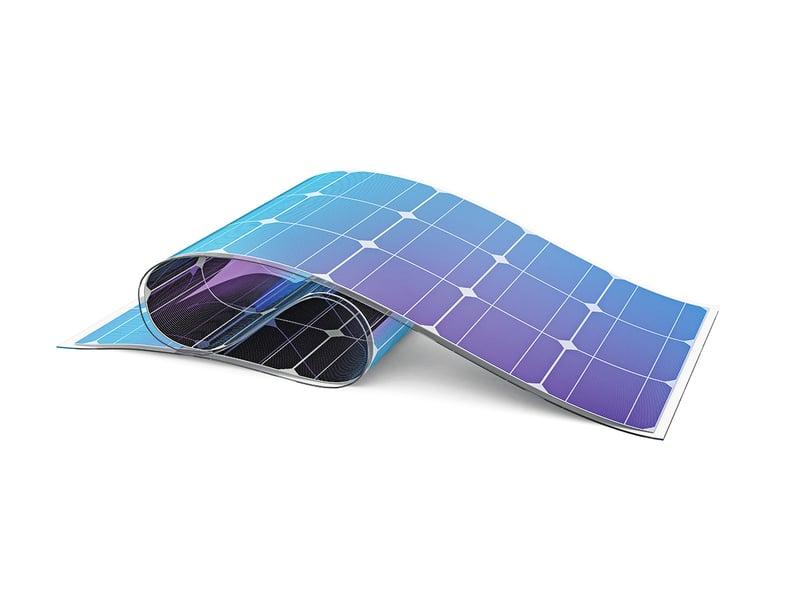 軟薄如皮膚 新型太陽能電池效率破紀錄
